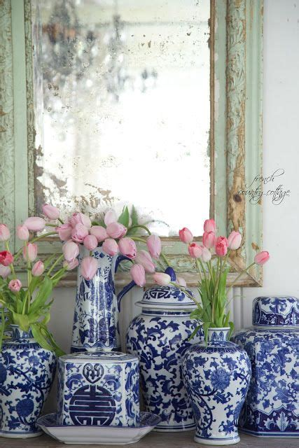 blue and white home decor 25 best ideas about cottage decor on