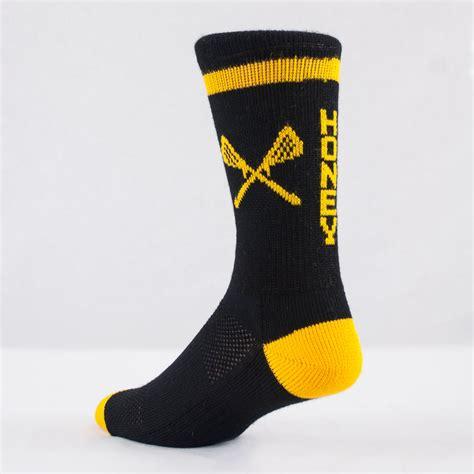 custom socks design custom lacrosse crew socks