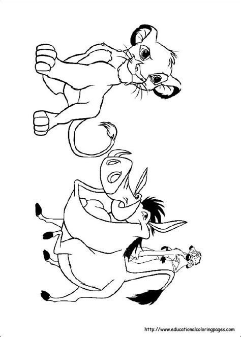 preschool coloring pages cing lion king coloring educational fun kids coloring pages
