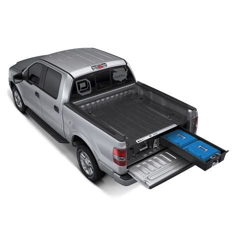 truck bed drawers silverado chevrolet silverado 3500 2007 2010 decked dg3 truck bed