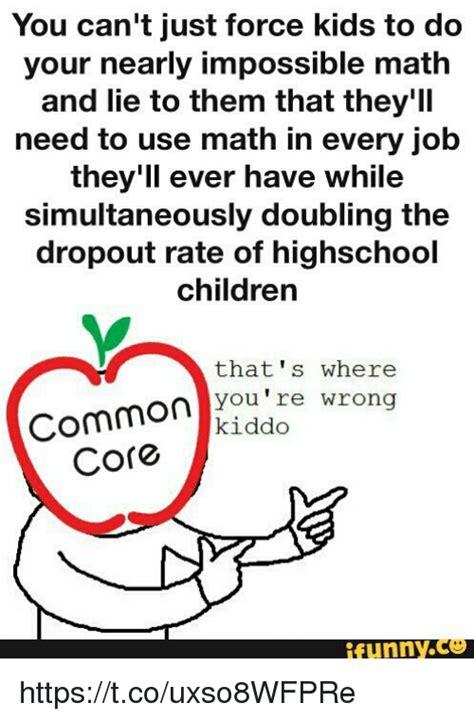 Common Core Math Meme - funny common core math memes of 2017 on sizzle