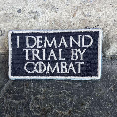 Demand Trial Combat 25 best ideas about morale patch on velcro