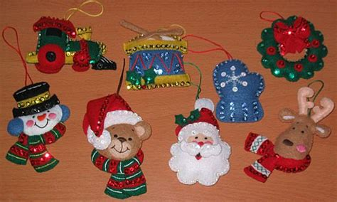 love these stuffed fabric christmas trees hopefully will felt christmas decorations google and felt patterns on