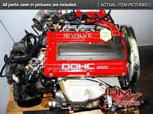 4g63 Mitsubishi Id 1329 4g63 Turbo And Non Turbo Motors Mitsubishi