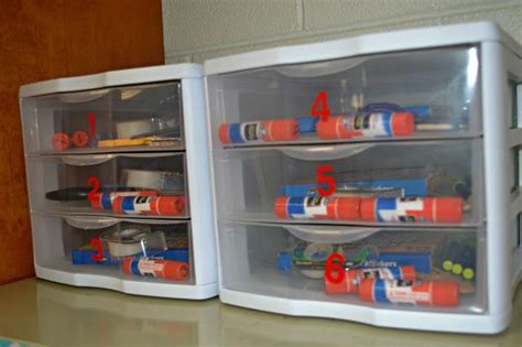 Classroom Drawers by 30 Best Images About Table Organization On