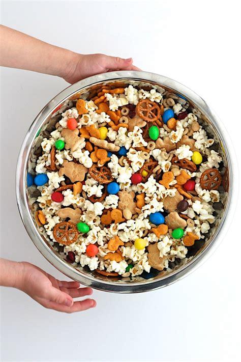 Popcorn Pantry pantry popcorn mix the bakermama