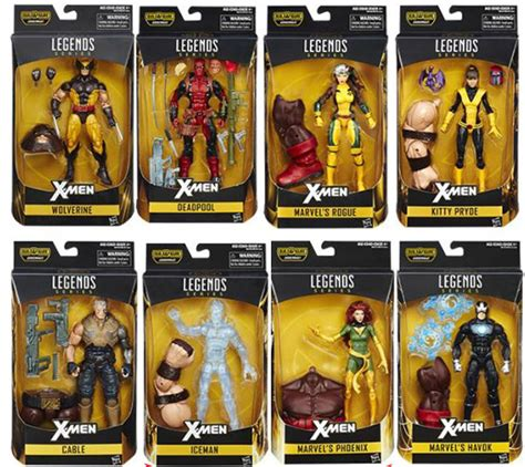 Series Toys by Marvel Legends Juggernaut Series Toys Figures