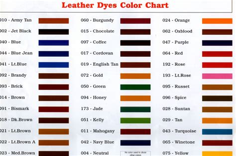 040 color chart 2017 2018 best cars reviews