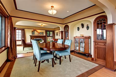craftsman dining room 15 wonderful craftsman dining design ideas
