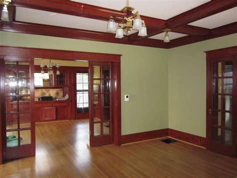 craftsman bungalow paint colors interior house style and