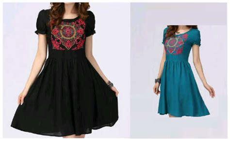 Dress Dress Korea Baju Korea 21 baju korea audy dress gerai