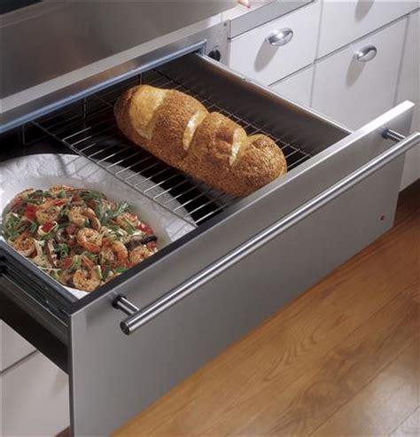 half oven kitchen appliances ge monogram 174 30 quot stainless steel warming drawer