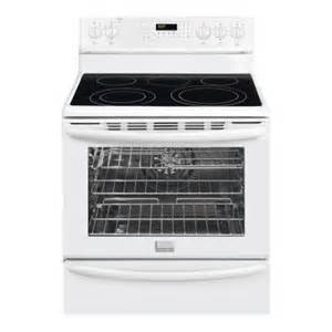 home depot electric range frigidaire 30 in 5 8 cu ft electric range with self