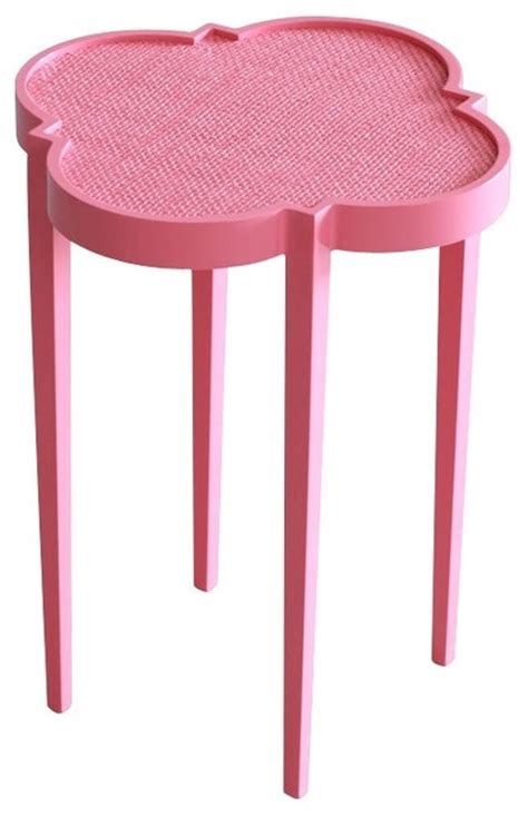 Pink Accent Table Pink Accent Table