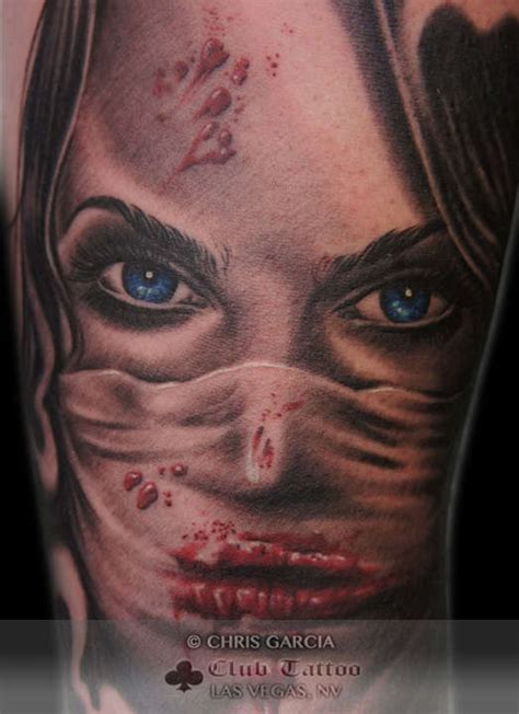 chris garcia tattoo chrisgarcia blood