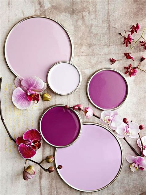 what colors make purple paint how to decorate a bedroom with purple walls