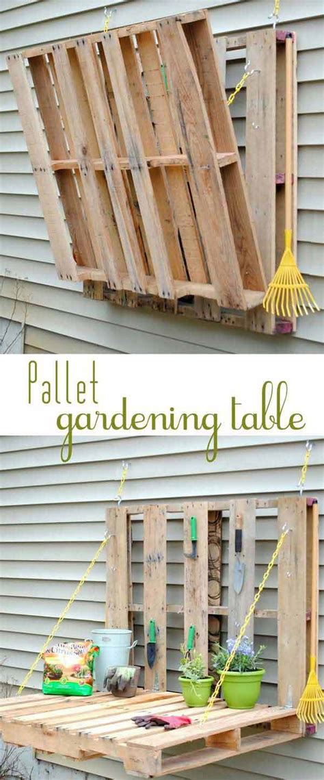 top  genius diy outdoor pallet furniture designs