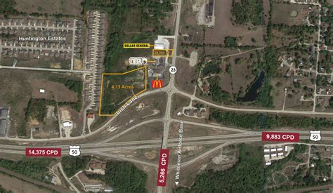 Knob Noster Mcdonalds by Land For Sale Knob Noster Gasperi Commercial