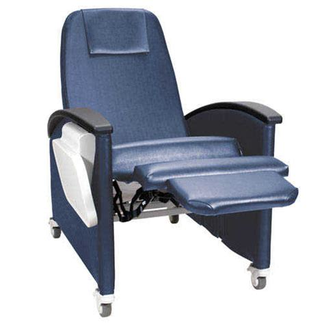 winco recliner medical recliner with tray winco designer carecliner 6700