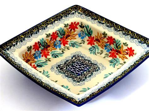 7 Soup Salad Bowl color palette pottery 8 7 quot square soup or salad