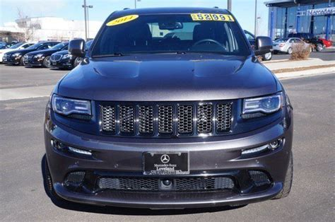 jeep grand cherokee for sale 2014 2014 jeep grand cherokee srt8 for sale