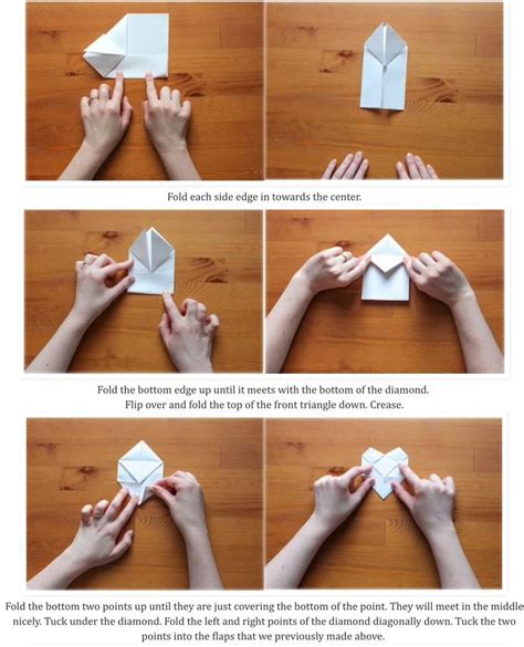 Image Gallery How To Fold A Letter Into A Small - 17 best images about crafts on free pattern