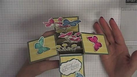 card tutorial sting t card in a box