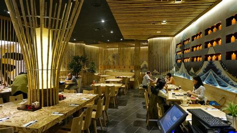 cafe interior design in malaysia ichiriki japanese restaurant the gardens mall dmz