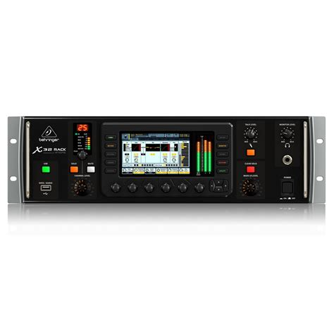Behringer Rack by Behringer X32 Rack Digital Mixing Console At Gear4music