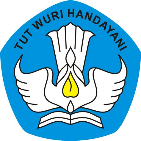 pendidikan kebudayaan dan kesehatan logo kementerian di indonesia tugas fungsi freewaremini