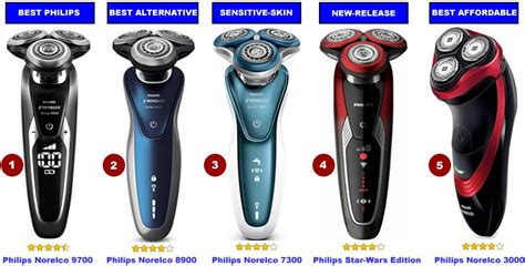 electric shaver is better than a razor for in grown hair 5 best philips norelco electric shavers 2018 men s razors