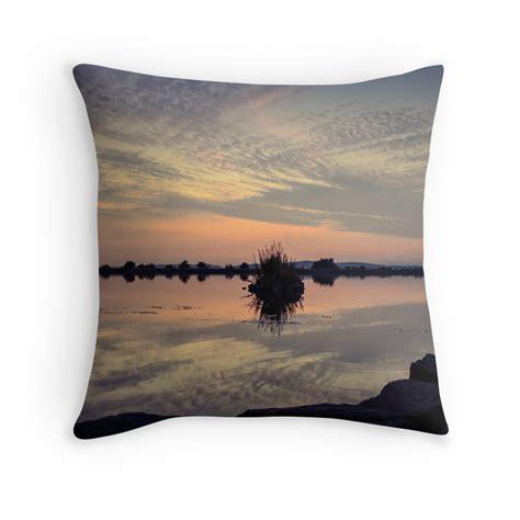 Asda Travel Pillow by Quot Asda S Lake Quot Throw Pillows By Gwakeham Redbubble