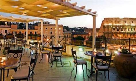 le terrazze di roma gourmet sotto le stelle della capitale