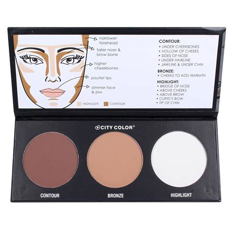 contour colors bảng tạo khối city color contour palette