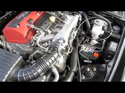 how cars engines work 2005 honda s2000 regenerative braking 2002 honda s2000 start up exhaust and full tour youtube