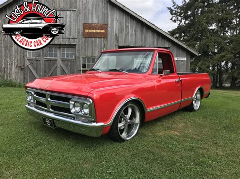 10 Box Truck For Sale - 1967 gmc box truck c10 for sale 89496 mcg