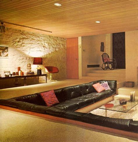conversation pit couch 25 best ideas about 70s home decor on pinterest 1970s