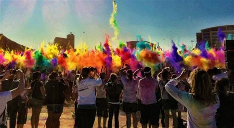 the color run 2012 at tempe park az now biz
