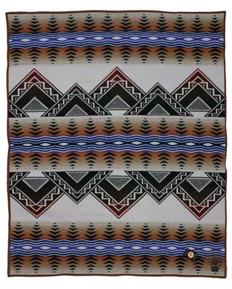 American Blanket Designs by Indian Traders American Southwestern