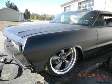 cool ls for sale 1963 chevrolet impala ls corvette engine suspension rust