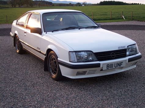 opel monza technical details history photos on better