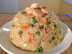 To make shrimp fried rice recipe asian comfort food recipes youtube