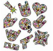 "Kit 10 ""Sticker Bombs""  CoolStickerz"