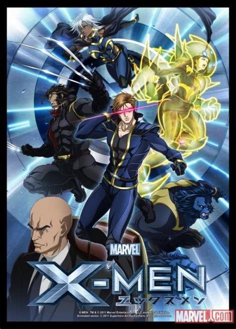 X Anime Tv Series by Tv Series 2011 Filmaffinity