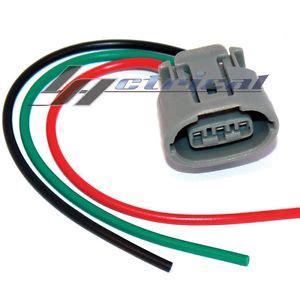 alternator repair plug harness 3 wire pin for toyota