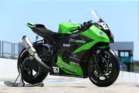 Motorrad 8 Stunden kawasaki beim 8 stunden rennen in suzuka 2015 motorrad