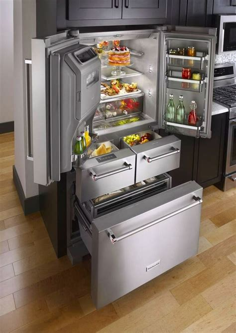 Kitchenaid Drawer Refrigerator by 25 Best Ideas About Appliances On Stoves