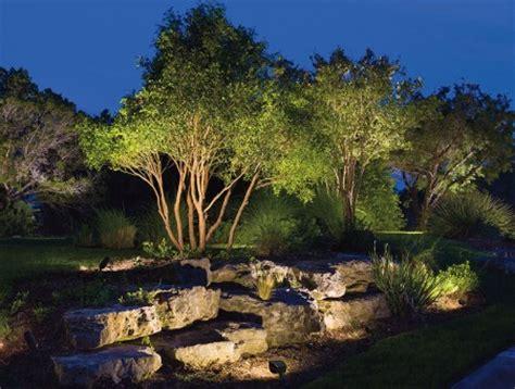 rock garden lights hardscape lights illinois landscape supply