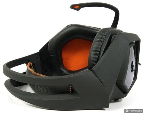 Jual Headset Asus Strix Pro Asus Strix Gamer Kieg 233 Sz 237 T蜻k Prohardver Beviteli Eszk 246 Z Teszt