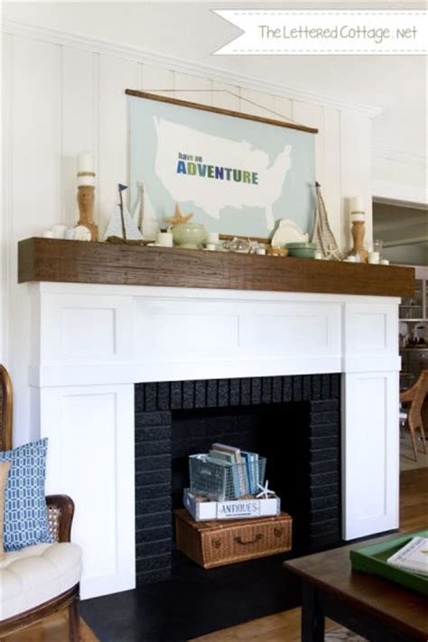 Lettered Cottage Fireplace by It S A Summer Spectacular The Lettered Cottage